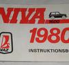 Instruktionsbok VAZ NIVA