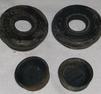Rep-sats hjulcylinder fram