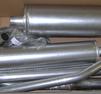Avgassystem komplett Duett 1967-69